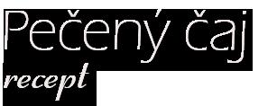 logo pečený čaj recept