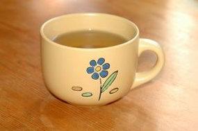 pečený čaj příchutě